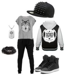 Exo Wolf Outfit