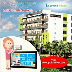 GRUHAKALYAN Opportunity for Home Buyers Visit:www.Gruhakalyan.com Call :7338667120 , 7338667109 , 7338667107 , 7338667105 MAKE YOUR OWN LIVING lifestyle. Gruha Kalyan Erica For first time to make your life easier we are introducing Fully automated House Erica Domlur (Near Indira Nagar flyover) Available both 2BHK and 3BHK  Price Starts from 48.55 Lakhs Onwards Gruhakalyan Orchid 2 - JP Nagar Price 2BHK 16.35 Lakhs 3BHK 22.50 lakhs