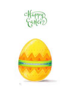Ela Jarzabek - Happy Easter Egg