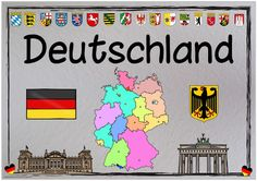 "Ideenreise: Themenplakat ""Deutschland"""