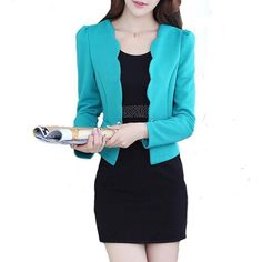 Autumn Spring OL Women Dresses Suits 2016 Fashion Office Women Workwear Blazer And Dress Suit For Female