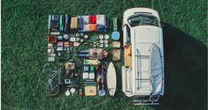 Idées cadeaux camping-cars et vanlife : notre sélection Lonely Planet, Combi T1, Camper, Backpacks, Bags, Afin, Courses, Voici, Circuit