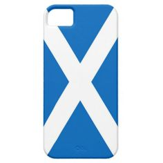 Scotland Flag iPhone 5 Cover!  #new #flag #zazzle #store #gift #shop #customize #home #apparel #office http://www.zazzle.com/flagsbydww25921*