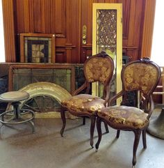 Materials Unlimited has lots to explore to antiques and architectural salvage!