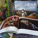 Dreams for Africa Chair - Coffee table book | Woza Moya Craft Store | Durban, South Africa
