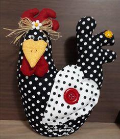 Jaci Dossa - galinha peso de porta