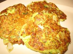 recipes with zucchini and squash | Squash And Zucchini Cakes Paula Deen Recipe) Recipe - Southern.Food ...