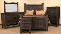 Search our catalog for everything from bedroom furniture sets to home entertainment furniture. Rustic Bedroom Furniture Sets, Furniture Design, Traditional Home Furniture, Home Entertainment Furniture, King Bedroom Sets, Interior Design, Storage, Texas, Check