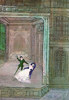 Tales from the Ballet, adapted by Louis Untermeyer, illustrated by Alice & Martin Provensen (1968