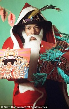 Jimi Hendrix released a version of Little Drummer Boy on his EP Merry Christmas & Happy New Year in 1969