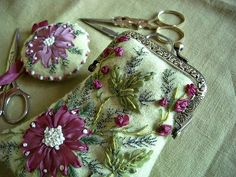 ♥♥ Ribbon Embroidery