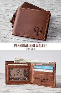 Personalized Wallet • Wallet For Men • Wallet For Dad • Wallet For Dad Father's Day • Father's Day Gift For Dad • Personalized Gifts For Dad • Personalized Gifts For Dad From Daughter • Custom Gifts For Dad • Gifts For Dad From Daughter • Gifts For Dad From Son • Gifts For Dad From Toddler Son • New Dad Gifts • First Time Dad Gifts • Father's Day Gift For New Dad • First Father's Day Gifts • Father's Day Gift For New Dad • Father's Day Gifts For First Time Dads Handmade Christmas Gifts, Christmas Gift Guide, Christmas Shopping, Handmade Gifts, Gifts For Husband, Gifts For Father, Gifts For Dad, Custom Gifts, Personalized Gifts