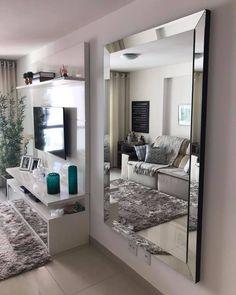 Espelho para sala: ideias de como decorar e onde comprar - Tua Casa