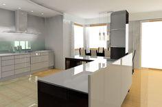 Modern Kitchen by Arango