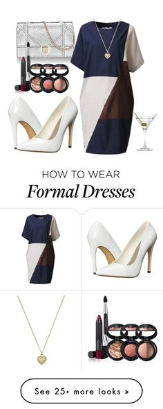 """Formal"" by chiquinha0 on Polyvore featuring Laura Geller, Michael Antonio, Nordstrom and Michael Kors"
