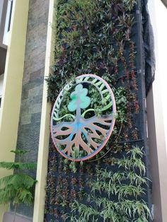Vertical Garden #BLHBuilding..