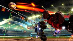 Rocket League's getting a retail release