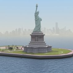 Statue of Liberty - New York City #nyc