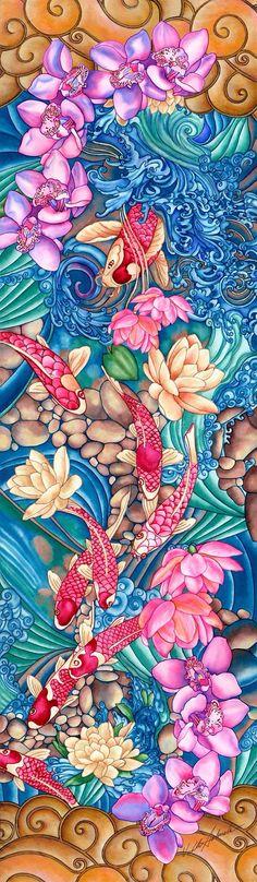 Watercolor Vikkisalmela (c)