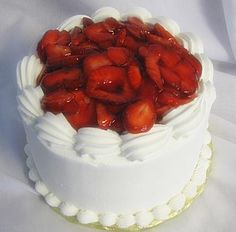 Strawberry Shortcake, Cakes By Nette