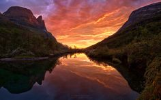 Fire From Above (Norway) by Haakon Nygård