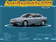 Download free - KIA Magentis, Optima repair manual multimedia: Image:… by autorepguide.com