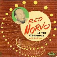Red Norvo at the Xylophone (1949) Capitol Records CC-125