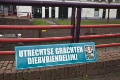 Valentijnsactie voor dieren in nood in Utrecht