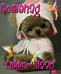 Slaap Good Night Greetings, Good Night Messages, Good Night Wishes, Good Night Sweet Dreams, Good Morning Good Night, Good Night Sleep Tight, Afrikaanse Quotes, Good Night Blessings, Goeie Nag