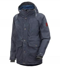 Didriksons NICHOLAS Jacket Midnight Blue