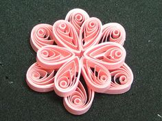 My blog for quilling, paper art, family and fun!