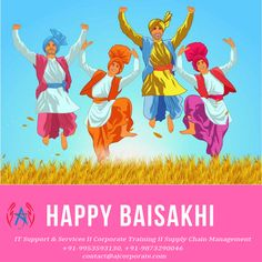 May Waheguru fulfill all your wishes and bring lots of success and happiness in your life. Baisakhi Festival, Happy Baisakhi, Indian Festivals, Software Development, Bring It On, Happiness, Success, Movie Posters, Life