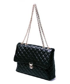 Take a look at this Navy Madison Avenue Shoulder Bag by Amrita Singh on #zulily today!