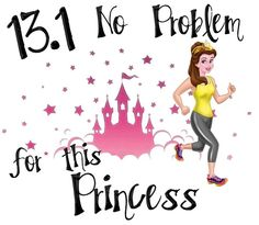One day I will run the Princess half marathon in Disney!