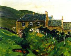 Robert Henri in Ireland