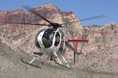 MD Helicopters MD-530F Defender my dream chopper