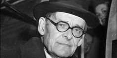 """Modernist poet T. Eliot, who penned such memorable works as """"The Waste Land,"""" """"The Love Song of J. Alfred Prufrock,"""" and """"Four Quartets,"""" would be cele. Essayist, Playwright, Ts Eliot Quotes, Jose Luis Sampedro, Carroll University, Importance Of Library, Hit Home, Hope For The Future, American Poets"""
