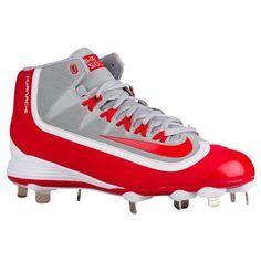 8ab8393c021 Nike Mens Huarache 2K Filth Pro Mid Metal Baseball Cleats Sz 9 NEW 807128  061 Nike