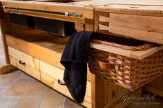 One-of-a-Kind Kitchen Island Crafted from Carpenter's Workbench – HomeCrux Workbench With Drawers, Steel Workbench, Table Saw Workbench, Folding Workbench, Diy Workbench, Island Crafts, Workbench Organization, Mobile Workbench, Functional Kitchen