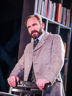 The Master Builder review at the Old Vic Theatre, London – 'a play of layers'