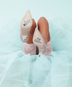 When it comes to wedding fashion, shoes are often — and unfairly — shoved out of the spotlight. Most of the time they are literally hidden by the gown. Sophia Webster is setting out to change that with a new collection of bridal shoes so bold, they...