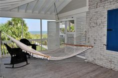 Charming Ocean Front Cottage at DeBordieu with a Pawleys Island hammock!