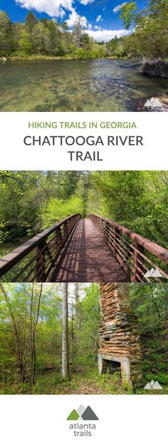 Hike the Chattooga River Trail and Bartram Trail from Russell Bridge, exploring an old abandoned homestead, and ending at the Chattooga's ultra-scenic river banks at Adeline Ford. #hiking #trailrunning #camping #backpacking #atlanta #georgia #travel #outdoors #adventure