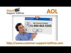 AOL Email Support Number +1-800-863-5563