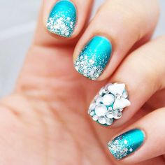 Want to see more cool nail art? Check out this - http://dropdeadgorgeousd... | See more at http://www.nailsss.com  | See more nail designs at http://www.nailsss.com/nail-styles-2014/