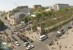 At least 27 people have been injured after four explosions have rocked the city of Dnipropetrovsk in eastern Ukraine.    Read more: http://www.bellenews.com/2012/04/27/world/europe-news/ukraine-at-least-27-people-injured-in-four-explosions-in-dnipropetrovsk/#ixzz1tF3hUjaH