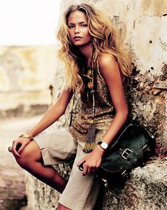 safari -- Natasha Poly/ Vogue US