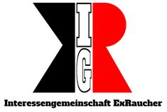 Interessengemeinschaft ExRaucher Symbols, Letters, Decision Making, Community, Smoking, Icons, Fonts, Letter