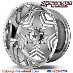 American Force Smash SS5 Polished Wheels & Rims (5 Lug, not chrome)