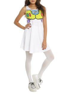 Disney Toy Story Buzz Lightyear Costume Dress | Hot Topic